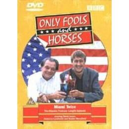 Only Fools and Horses - Miami Twice [1981] [DVD]